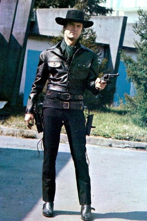 Clint in The Witches (Le Streghe) 1967
