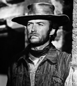 Clint in Two Mules for Sister Sara (1970)