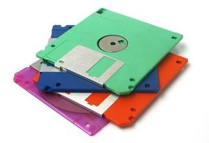Computer Floppy Discs