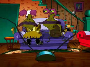 Courage The Cowardly Dog Mondo Magic 12909