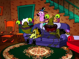 Courage The Cowardly Dog Mondo Magic 13161