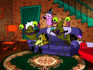 Courage The Cowardly Dog Mondo Magic 13167