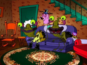 Courage The Cowardly Dog  Mondo Magic 13178