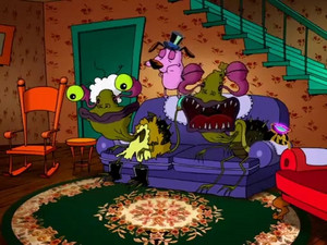 Courage The Cowardly Dog Mondo Magic 13187