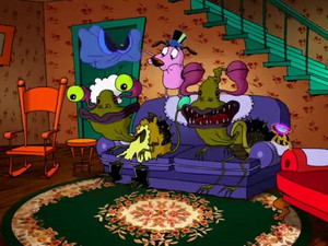 Courage The Cowardly Dog  Mondo Magic 13196