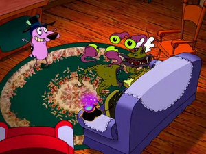 Courage The Cowardly Dog Mondo Magic
