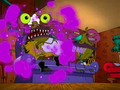 Courage The Cowardly Dog  Mondo Magic - courage-the-cowardly-dog photo