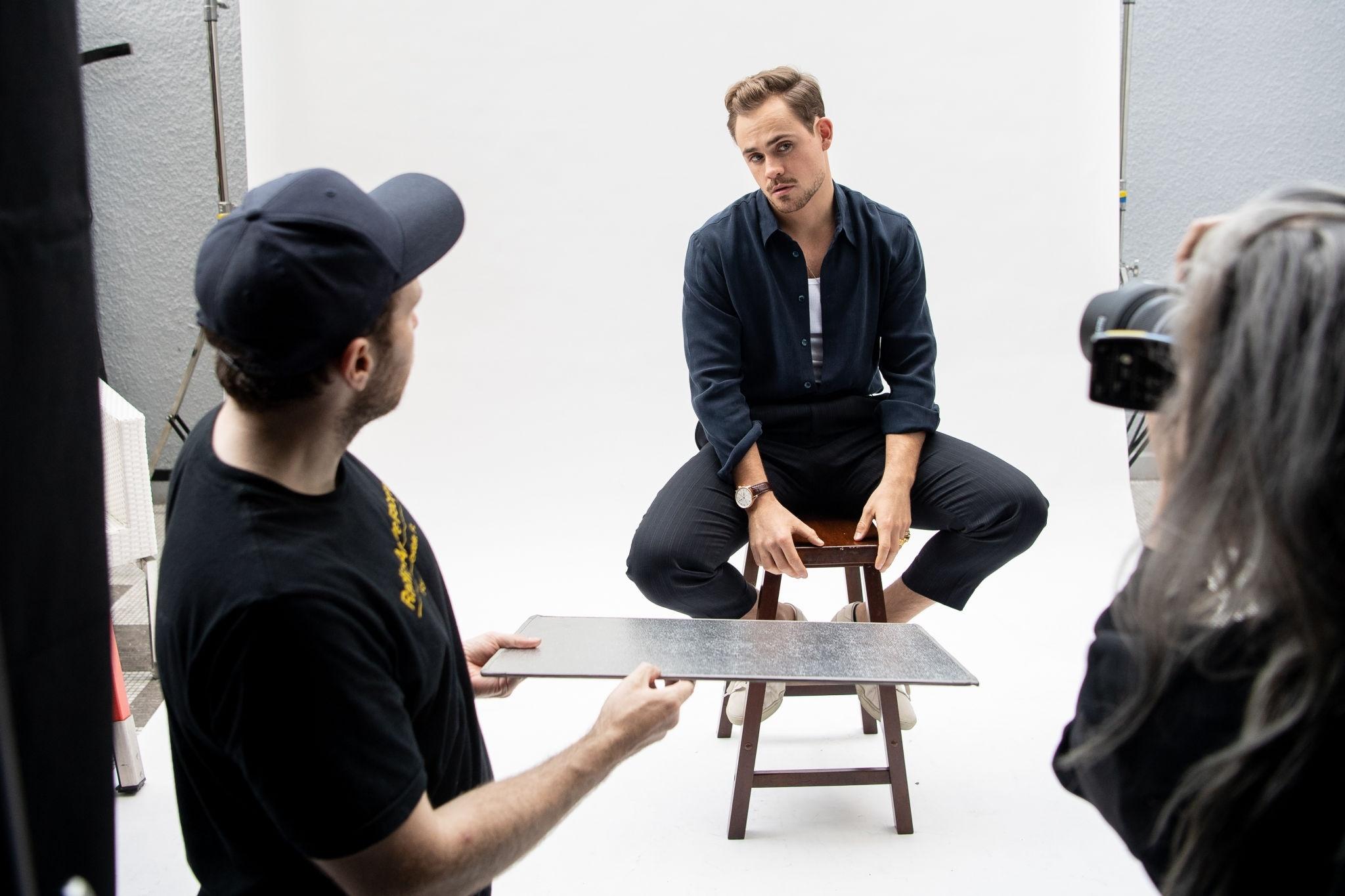 Dacre Montgomery - Entertainment Weekly Photoshoot - 2019