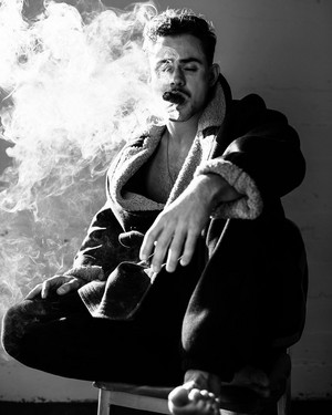 Dacre Montgomery - Essential Homme Photoshoot - 2018
