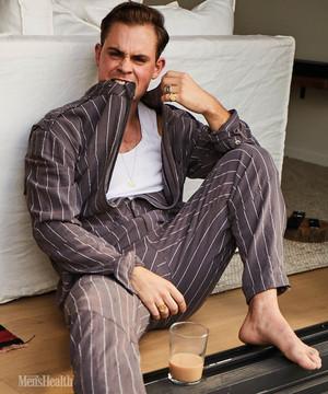 Dacre Montgomery - Men's Health Australia Photoshoot - 2019