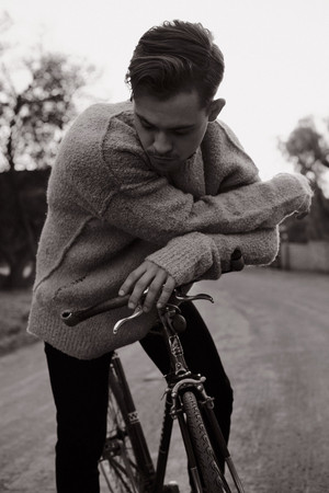 Dacre Montgomery - Rogue Magazine Photoshoot - 2017