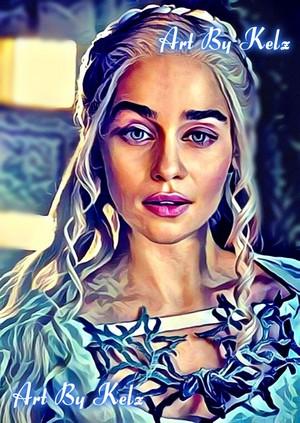 Daenerys Targaryen Art
