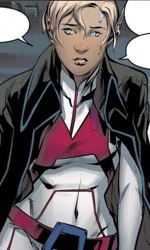 Dana Sterling (B ) on titan comics