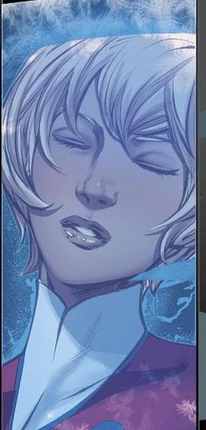 Dana Sterling (E) on titan comics