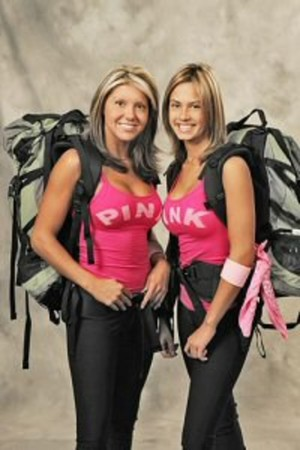 Danielle Turner and Dani Torchio (The Amazing Race 9)