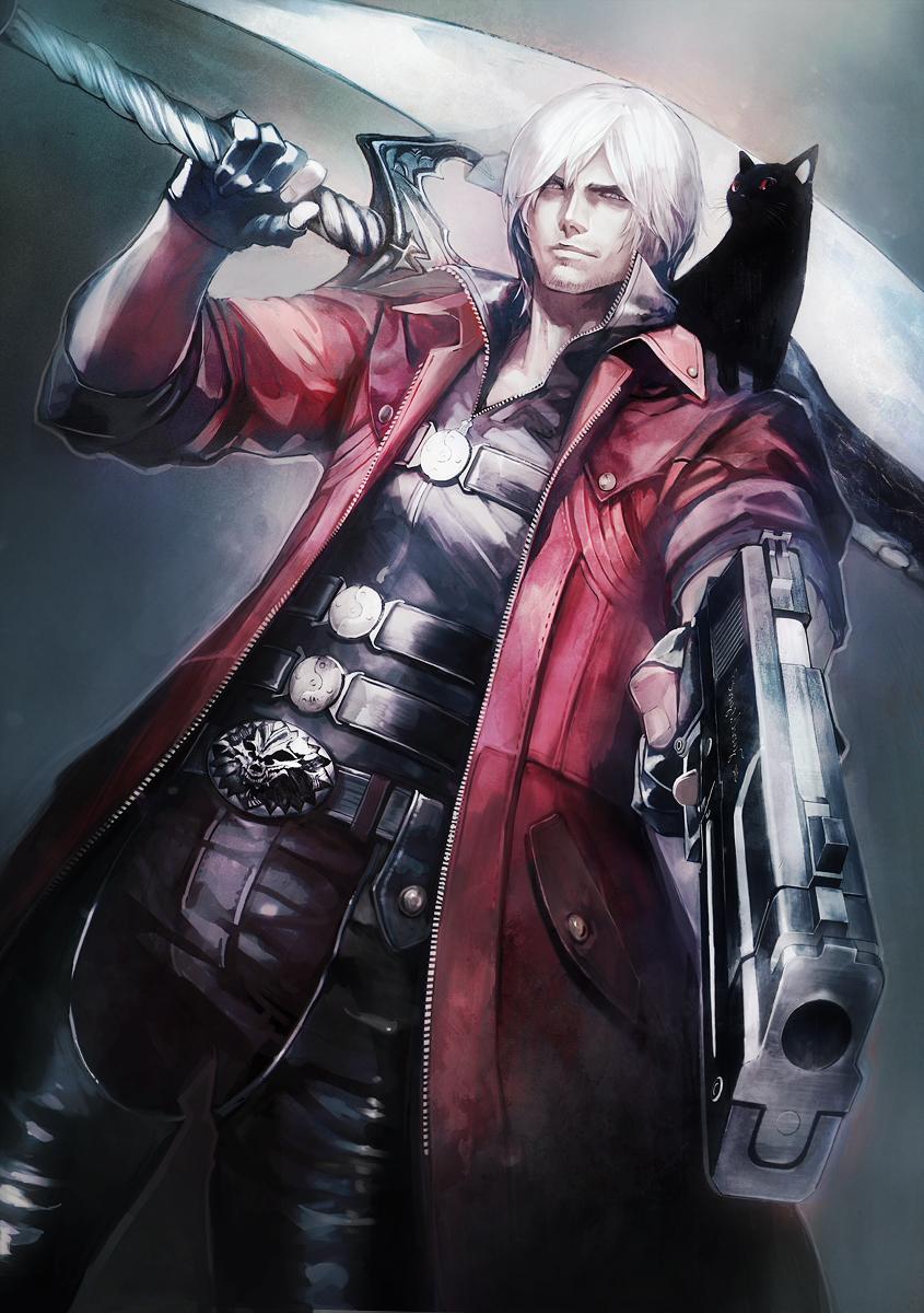 Dante Dante Fan Art 42909370 Fanpop