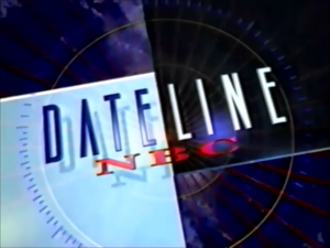 Dateline logo 1994-2000