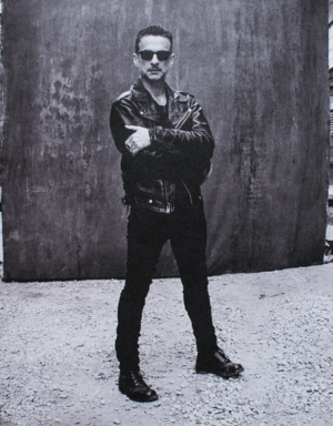 Dave Gahan ~ Global Spirit Tourbook