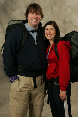 Dave Spiker and Lori Willems (The Amazing Race 9)