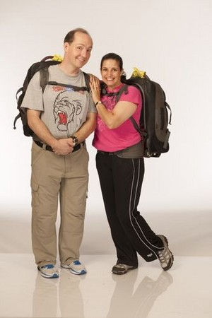 Dave and Cherie Gregg (The Amazing Race 20)