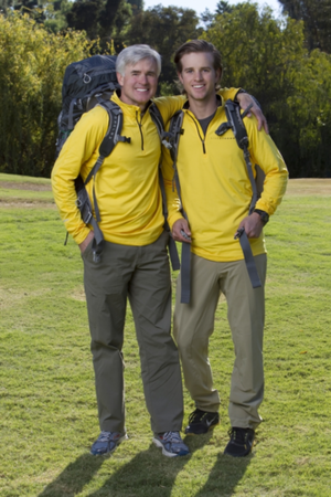 "David ""Dave"" and Connor O'Leary (The Amazing Race 22)"