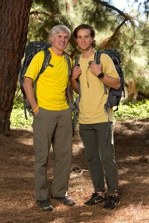 "David ""Dave"" and Connor O'Leary (The Amazing Race: All-Stars 2014)"