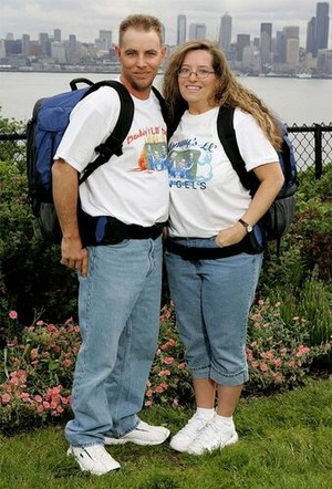 David Jr. and Mary Conley (The Amazing Race 10)