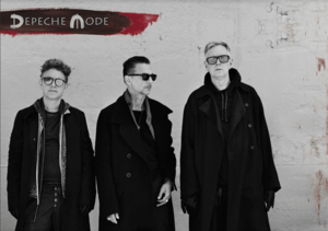 Depeche Mode Global Spirit Tourbook