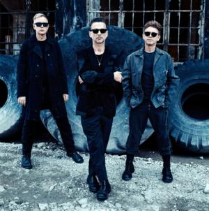 Depeche Mode Global Spirit Tourbook