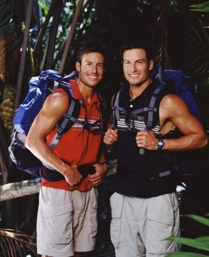 Derek and Drew Riker (The Amazing Race 3)