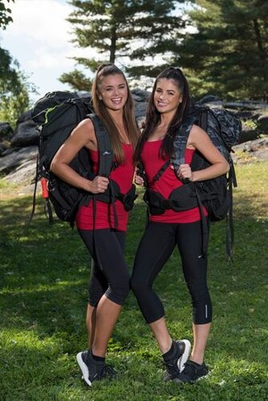 Dessie Mitcheson and Kayla Fitzgerald (The Amazing Race 30)