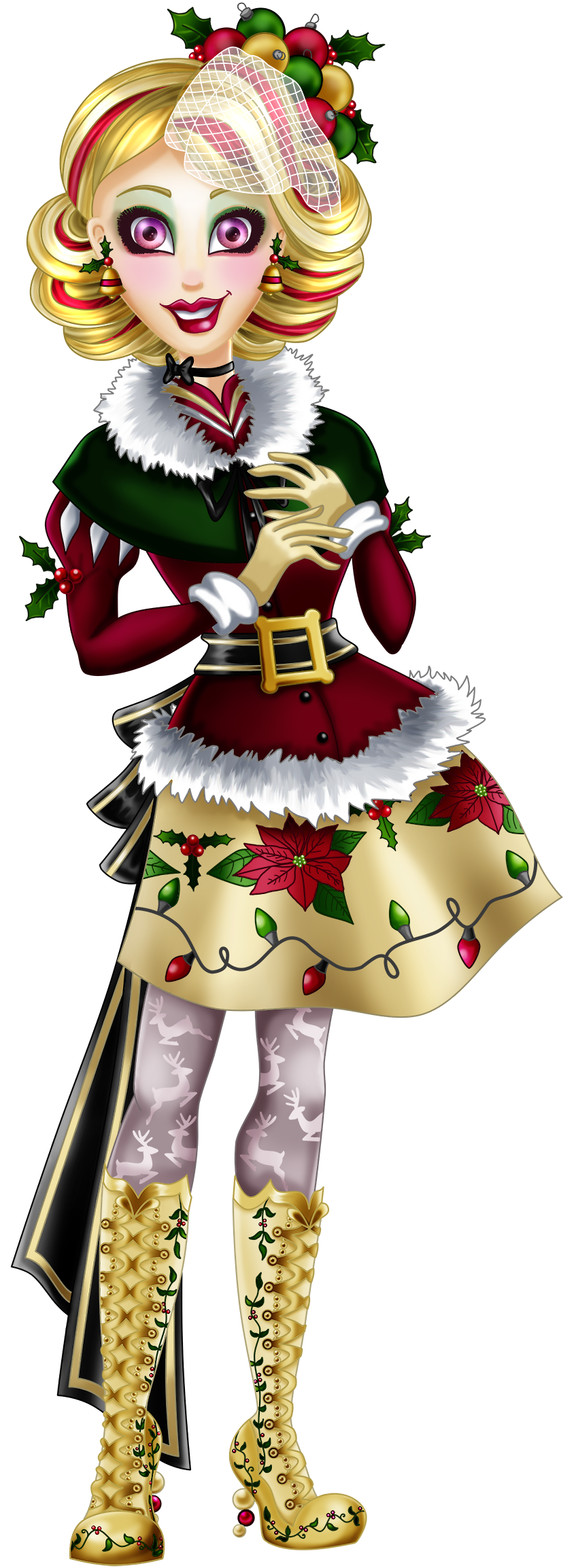 Destiny Claus 1