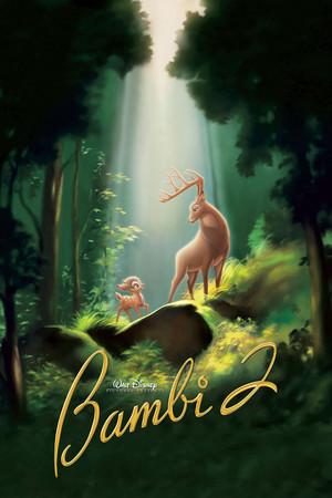disney Posters Bambi 2 (2006)
