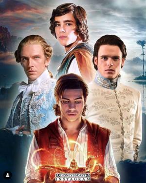 디즈니 Princes