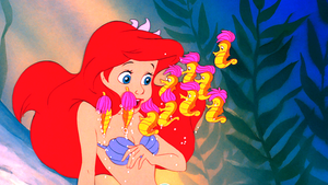 ディズニー Princess Screencaps – Princess Ariel