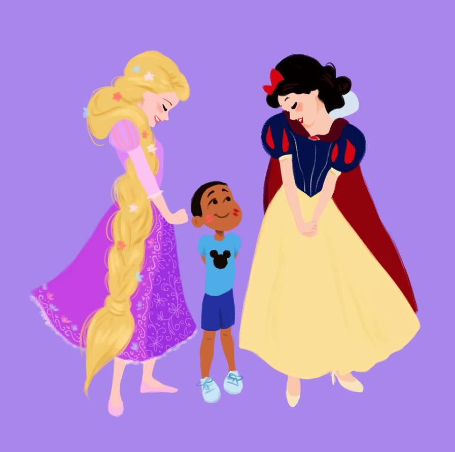 Disney World 2 by dylan bonner
