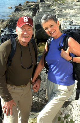 "Donald ""Don"" and Mary Jean St. Claire (The Amazing Race 6)"