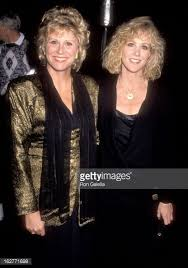 Donna Da Varona And Joanna Kerns