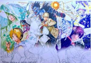 obata drawing