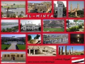 EL MINYA IN EGYPT