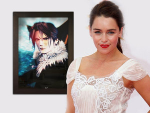EMILIA CLARKE MOTHER DRAGON HATE FAKE Фаны Squall Leonhart LIONHEART