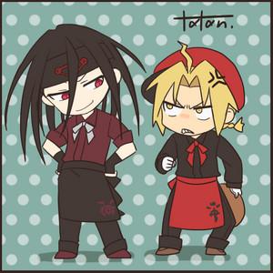 Edward and Envy