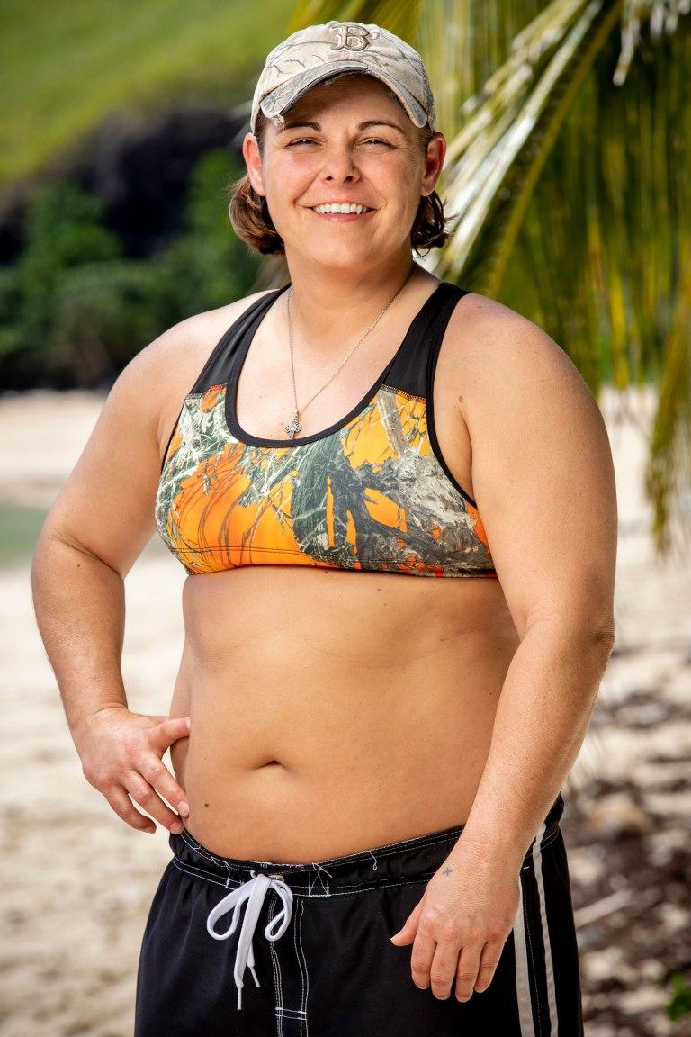 Elaine Stott (Island of the Idols)