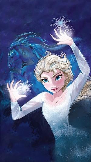 Elsa Phone hình nền
