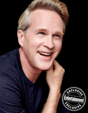 Entertainment Weekly's Stranger Things Portraits - 2019 - Cary Elwes