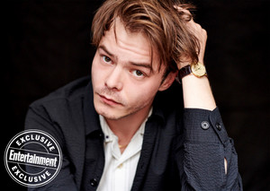 Entertainment Weekly's Stranger Things Portraits - 2019 - Charlie Heaton