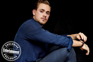 Entertainment Weekly's Stranger Things Portraits - 2019 - Dacre Montgomery