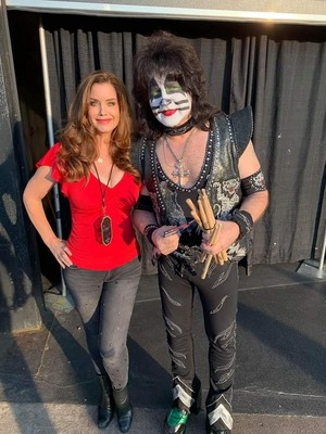 Eric and Carrie Stevens ~Glasgow, Scotland...July 16, 2019 (SSE Hydro)