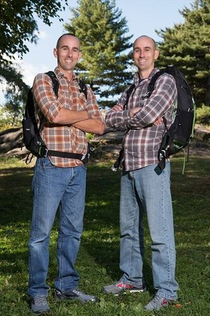 Eric and Daniel Guiffreda (The Amazing Race 30)