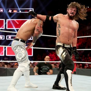Extreme Rules 2019 ~ AJ Styles vs Ricochet (US Championship)